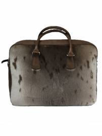 Office Bag - Natur/Brun