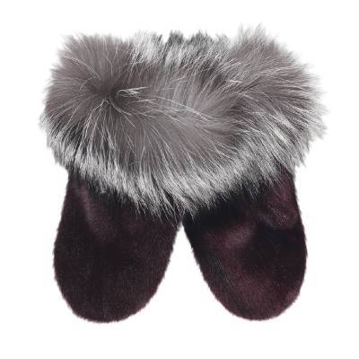 Siku Mittens, Winered