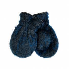 Aputiaraq Junior Mittens, Blue