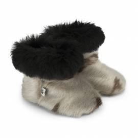Kamii Children Slippers, Natural