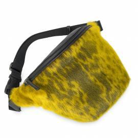Miki Belt Bag Large, Lemon