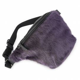 Miki Belt Bag Large, Purple