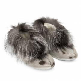 Ulloriaq Slippers, Natural