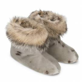 Kamik Slipper Boot, Natural