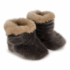 Kamii Children Slippers, Beige