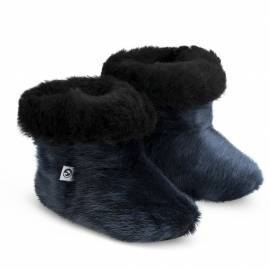 Kamii Children Slippers, Blueberry