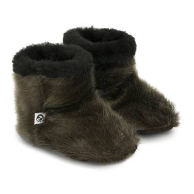 Kamii Children Slippers, Army