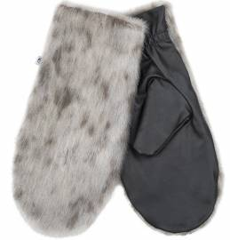 Aput Mittens w. Leather, Ringseal