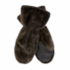 Snowmobile Mittens, Men - Army