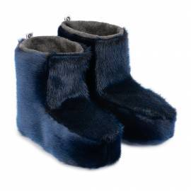 Junior Children Slippers, Blue