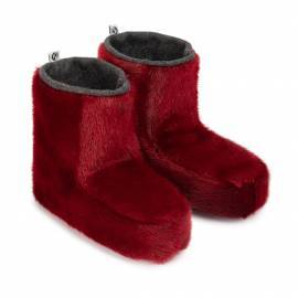 Junior Children Slippers, Red