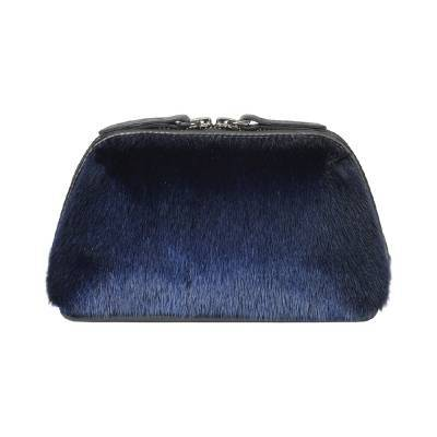 Ussing Cosmetic Pouch, Royal Blue
