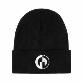 GG Knit Hat, Black