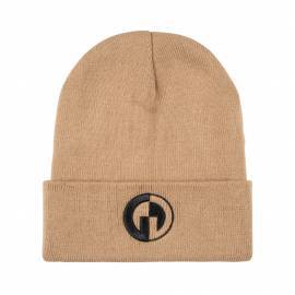 GG Knit Hat, Beige