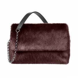 Ussing Evening Bag, Winered