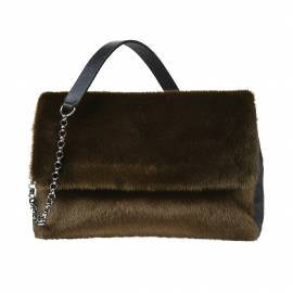Ussing Evening Bag golden brown
