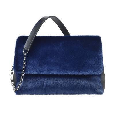 Ussing Evening Bag, Blå