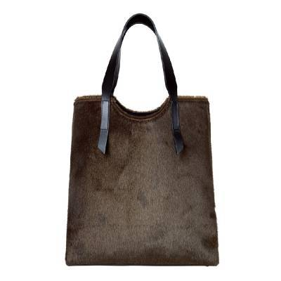 Ussing Shopper golden brown