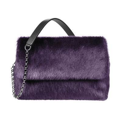 Ussing Evening Bag, Lilla