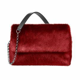 Ussing Evening Bag, Rød